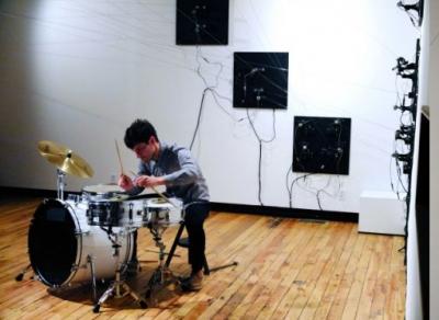 Eli Keszler - Artist's Talk