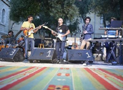 Electro-Acoustic Ensemble